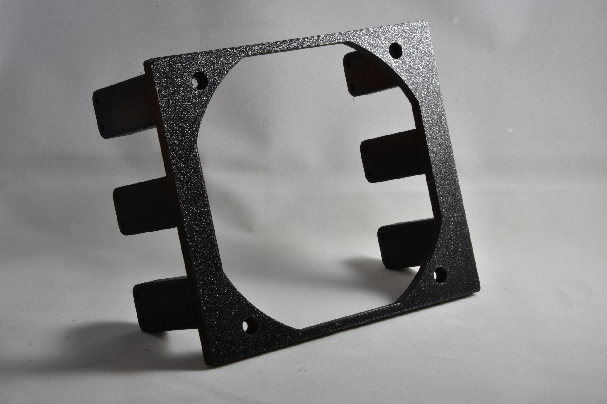 Image of 3x5.25 inch Bays to 120mm Fan Mount for PC